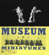 Museum Miniatures 15mm Medieval MD04 French Crossbowmen Firing (x 8)